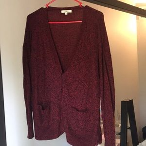 Madewell button up cardigan!